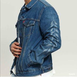 Levi's x Justin Timberlake Mens Denim Jacket